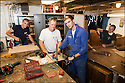 Atelier auto entretien.<br /> Matelot Cossic<br /> PM Liard<br /> QM Champy<br /> Matelot Coulon