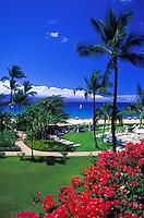 Sheraton hotel, Kaanapali beach, Maui