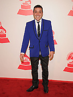 LAS VEGAS, NV - November 14: Andreas Lopez attends the Latin Grammys Person of the Year red carpet arrivals at the MGM Grand on November 14, 2012 in Las Vegas, Nevada. Photo By Kabik/ Starlitepics/MediaPunch Inc. /NortePhoto