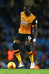 Hull's Mohamed Diame - Manchester City vs Hull City - Capital One Cup - Etihad Stadium - Manchester - 01/12/2015 Pic Philip Oldham/SportImage