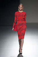 Angel Schlesser at Mercedes-Benz Fashion Week Madrid 2013