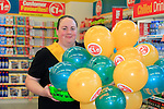 at the opening of the Dealz new store in Lakeland retail Park, Cavan.<br /> <br /> Picture Fran Caffrey /Newsfile