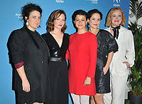 "Sophie Hyde, Holliday Grainger, Alia Shawkat, Sarah Brocklehurst and Emma Jane Unsworth at the ""Animals"" Sundance London film festival European premiere, Picturehouse Central, Corner of Shaftesbury Avenue and Great Windmill Street, London, England, UK, on Friday 31st May 2019.<br /> CAP/CAN<br /> ©CAN/Capital Pictures"