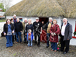 people who turned up for the ceili in Frank's Country Cottage, Donore. Photo:Colin Bell/pressphotos.ie