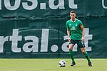 07.07.2019, Parkstadion, Zell am Ziller, AUT, TL Werder Bremen Zell am Ziller / Zillertal Tag 03 - FSP Blitzturnier<br /> <br /> im Bild<br /> Niklas Moisander (Werder Bremen #18) Kapitän / mit Kapitänsbinde, <br /> <br /> im ersten Spiel des Blitzturniers SV Werder Bremen vs WSG Swarowski Tirol, <br /> <br /> Foto © nordphoto / Ewert