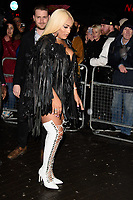 Steflon Don<br /> arriving for the NME Awards 2018 at the Brixton Academy, London<br /> <br /> <br /> ©Ash Knotek  D3376  14/02/2018