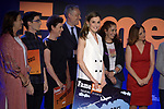 Queen Letizia of Spain during the Final of the Spanish edition of 2017 of the contest of scientific monologues 'Famelab'. May 24 ,2017. (ALTERPHOTOS/Pool)