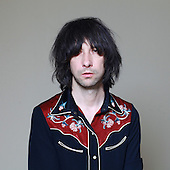 Apr 10, 2013 : PRIMAL SCREAM  - Bobby Gillespie Photosession in Paris France