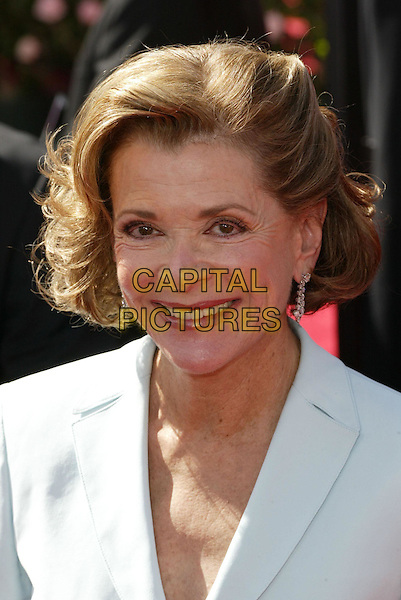 JESSICA WALTER.At the 56th Annual Prime Time Emmy Awards held the Shrine Auditorium, Los Angeles, CA, USA, .19th September, 2004..portrait headshot .Ref: ADM.www.capitalpictures.com.sales@capitalpictures.com.©Charles Harris/AdMedia/Capital Pictures .