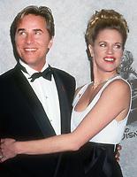 Don Johnson, Melanie Griffith, 1992, Photo By Michael Ferguson/PHOTOlink