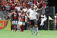 Brasília (DF), 16/02/2020 - Léo Cittadini do Athletico. Partida entre Flamengo e Athletico Paranaense pela Supercopa no estádio Mané Garrincha em Brasília, neste domingo (16).