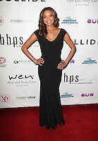 Los Angeles, CA - NOVEMBER 03: Rochelle Aytes at The Vanderpump Dogs Foundation Gala in Taglyan Cultural Complex, California on NOVEMBER 03, 2016. Credit: Faye Sadou/MediaPunch