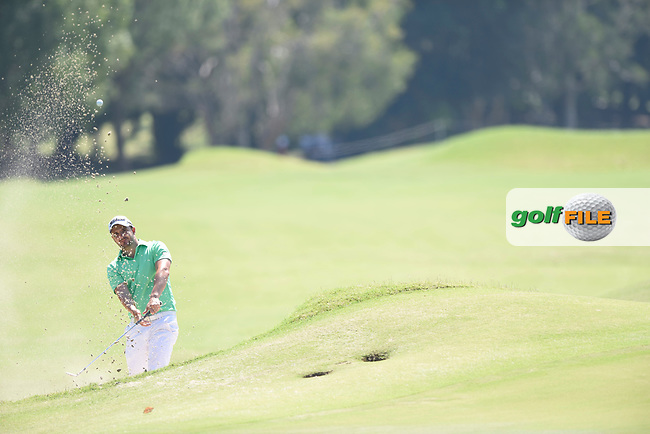 Christopher Wood (NZL) during the 3rd round of the Australian PGA Championship, Royal Pines Resort Golf Course, Benowa, Queensland, Australia. 01/12/2018<br /> Picture: Golffile | Anthony Powter<br /> <br /> <br /> All photo usage must carry mandatory copyright credit (© Golffile | Anthony Powter)