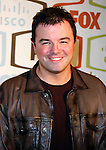 Seth MacFarlane at the Fox Fall Eco-Casino Party at AREA in Hollywood, September 24th 2007.