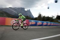 Rigoberto Uran (COL/Cannondale)<br /> <br /> stage 15 (iTT): Castelrotto-Alpe di Siusi 10.8km<br /> 99th Giro d'Italia 2016