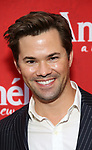 Andrew Rannells attends the Broadway Opening Night performance of 'Amelie' at the Walter Kerr Theatre on April 3, 2017 in New York City