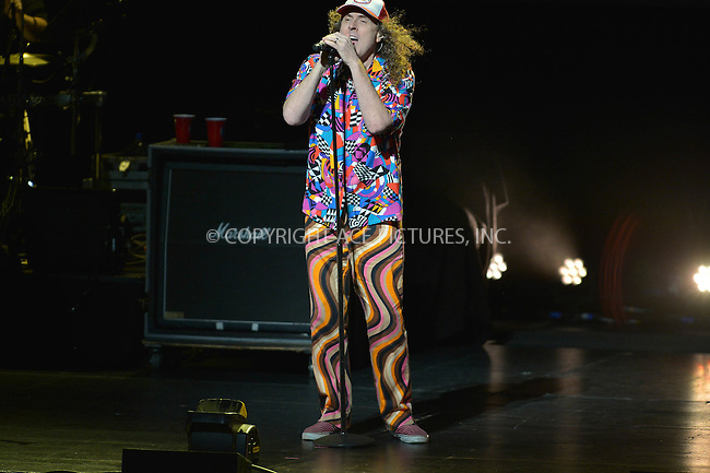 WWW.ACEPIXS.COM<br /> <br /> June 10 2016, Miami<br /> <br /> 'Weird Al' Yankovic performs at Adrienne Arsht Center Ziff Ballet Opera House on June 10, 2016 in Miami, Florida. <br /> <br /> <br /> By Line: Solar/ACE Pictures<br /> <br /> <br /> ACE Pictures, Inc.<br /> tel: 646 769 0430<br /> Email: info@acepixs.com<br /> www.acepixs.com