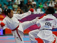 Stgo2014 Karate Finales