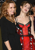 www.acepixs.com<br /> <br /> March 1 2017, LA<br /> <br /> (L-R) Actresses Lea Thompson and Zoey Deutch arriving at the premiere of 'Before I Fall' at the Directors Guild Of America on March 1, 2017 in Los Angeles, California.<br /> <br /> By Line: Nancy Rivera/ACE Pictures<br /> <br /> <br /> ACE Pictures Inc<br /> Tel: 6467670430<br /> Email: info@acepixs.com<br /> www.acepixs.com