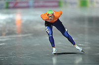 SCHAATSEN: BOEDAPEST: Essent ISU European Championships, 07-01-2012, 5000m Men, Jan Blokhuijsen NED, ©foto Martin de Jong