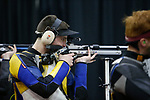 COLUMBUS, OH - MARCH 11: Will Anti of West Virginia University competes during the Division I Rifle Championships held at The French Field House on the Ohio State University campus on March 11, 2017 in Columbus, Ohio. (Photo by Jay LaPrete/NCAA Photos via Getty Images)