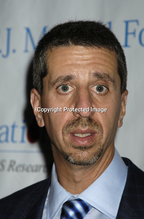 Jason Flom ..at The 30th Anniversary of the  TJ Martell Foundation Gala on October 6, 2005 at The Marriott Marquis Hotel. ..Photo by Robin Platzer, Twin Images
