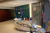 29.08.2012: NFL Zentrale in New York
