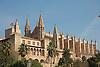 Almudaina Palace and Cathedral La Seu<br /> <br /> Palacio Almudaina y catedral La Seu<br /> <br /> Almudaina Palast und Kathedrale La Seu<br /> <br /> 3008 x 2000 px<br /> 150 dpi: 50,94 x 33,87 cm<br /> 300 dpi: 25,47 x 16,93 cm