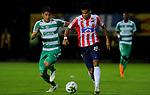 La Equidad igualó 0-0 (0-1 en el global) ante Junior. Cuartos de final vuelta Liga Águila II-2018.