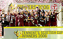 13/05/2006         Copyright Pic: James Stewart.File Name : sct_jspa27_hearts_v_gretna.HEARTS CELEBRATE WINNING THE SCOTTISH CUP....Payments to :.James Stewart Photo Agency 19 Carronlea Drive, Falkirk. FK2 8DN      Vat Reg No. 607 6932 25.Office     : +44 (0)1324 570906     .Mobile   : +44 (0)7721 416997.Fax         : +44 (0)1324 570906.E-mail  :  jim@jspa.co.uk.If you require further information then contact Jim Stewart on any of the numbers above.........