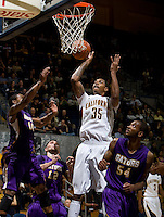 Cal Basketball vs SFSU, November 6, 2012