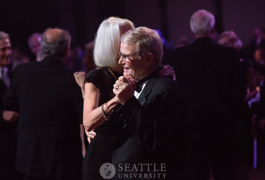 November 5th, 2016 – Seattle University 125th Gala held at the Westin hotel in downtown Seattle.