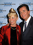 Dick Clark with his wife .Attending the N.A.T.P.E. Television Convention.in New Orleans..January 25, 1999.