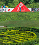 Players in action during day one of the WGC HSBC Champions at the Mission Hills Resort on November 1, 2012, in Shenzhen China. Photo by Xaume Olleros / The Power of Sport Images for Mission Hills
