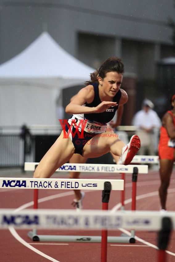 2009 NCAA National Track & Field Championships.Fawn Dorr, PSU