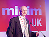 MIPIM UK <br /> at Olympia, London, Great Britain <br /> 19th October 2016 <br /> <br /> What Brexit really means for UK Property <br /> <br /> Keynote speakers<br /> <br /> Sir Howard Davies <br /> RBS Chairman <br /> <br /> <br /> <br /> <br /> <br /> Photograph by Elliott Franks <br /> Image licensed to Elliott Franks Photography Services