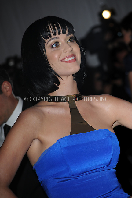 WWW.ACEPIXS.COM . . . . . ....May 4 2009, New York City....Katy Perry arriving at 'The Model as Muse: Embodying Fashion' Costume Institute Gala at The Metropolitan Museum of Art on May 4, 2009 in New York City.....Please byline: KRISTIN CALLAHAN - ACEPIXS.COM.. . . . . . ..Ace Pictures, Inc:  ..tel: (212) 243 8787 or (646) 769 0430..e-mail: info@acepixs.com..web: http://www.acepixs.com