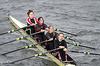 Crew: 276  Thames RC  Event: Girls J16 Quads<br /> <br /> Schools' Head of the River 2017<br /> <br /> To purchase this photo, or to see pricing information for Prints and Downloads, click the blue 'Add to Cart' button at the top-right of the page.