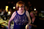 © Joel Goodman - 07973 332324 . 01/03/2018 . Manchester , UK . Barrister of the Year winner is MARY O'ROURKE QC of Deans Court Chambers . The Manchester Evening News Legal Awards at the Midland Hotel in Manchester City Centre . Photo credit : Joel Goodman