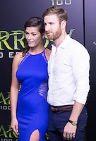 VANCOUVER, BC - OCTOBER 22: Arthur Darvill at the 100th episode celebration for tv's Arrow at the Fairmont Pacific Rim Hotel in Vancouver, British Columbia on October 22, 2016. Credit: Michael Sean Lee/MediaPunch