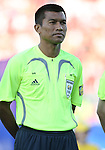 01 July 2007: Fourth Official Subkhiddin Mohd Salleh (MAS). At the National Soccer Stadium, also known as BMO Field, in Toronto, Ontario, Canada. Chile's Under-20 Men's National Team defeated Canada's Under-20 Men's National Team 3-0 in a Group A opening round match during the FIFA U-20 World Cup Canada 2007 tournament.