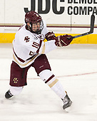 Christopher Brown (BC - 10) - The Boston College Eagles defeated the University of Vermont Catamounts 7-4 on Saturday, March 11, 2017, at Kelley Rink to sweep their Hockey East quarterfinal series.The Boston College Eagles defeated the University of Vermont Catamounts 7-4 on Saturday, March 11, 2017, at Kelley Rink to sweep their Hockey East quarterfinal series.