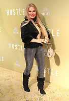 "08 May 2019 - Hollywood, California - Suzan Hughes. ""The Hustle"" Los Angeles Premiere held at the ArcLight Cinerama Dome. Photo Credit: Faye Sadou/AdMedia"