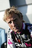 2009 Tour of Britain.Stage 5 - Stoke-Stoke.16 September 2009.Malcolm Elliot - CandiTV MArshalls Pasta Pinarello