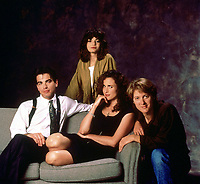 Sex, Lies, and Videotape (1989) <br /> Andie MacDowell, Peter Gallagher, James Spader &amp; Laura San Giacomo<br /> *Filmstill - Editorial Use Only*<br /> CAP/MFS<br /> Image supplied by Capital Pictures