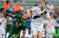 Los Angeles Galaxy vs Portland Timbers, March 31, 2019