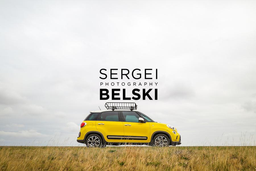 My Fiat Adventures. Photo Credit: Sergei Belski