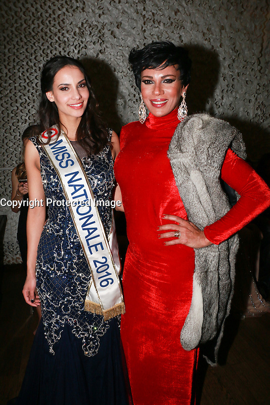 EUGENIE JOURNEE, Miss Nationale 2016 & STELLA ROCHA-Soiree Elections MISS NATIONALE 2017 MISS NEW MODEL JUNIOR MISS NEW MODEL FRANCE & MISS NATIONALE PETITE