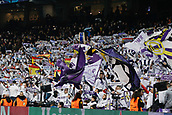 6th December 2017, Santiago Bernabeu, Madrid, Spain; UEFA Champions League football, Real Madrid versus Dortmund; Real Madrid fans