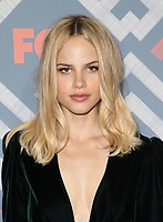 WEST HOLLYWOOD, CA - AUGUST 8: Halston Sage, at 2017 Summer TCA Tour - Fox at Soho House in West Hollywood, California on August 8, 2017. <br /> CAP/MPI/FS<br /> &copy;FS/MPI/Capital Pictures